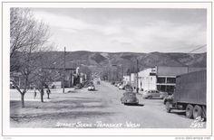 RP: Main Street , TONASKET , Washington , 1930-40s : ELLIS #2675 - Delcampe.com