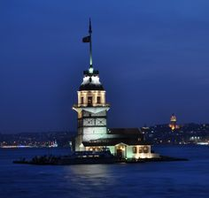 With a magnificent view MAIDEN TOWER...