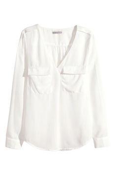 HM basic shirt