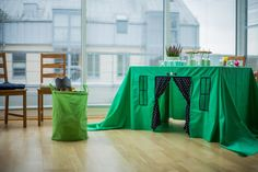 Hey, I found this really awesome Etsy listing at https://www.etsy.com/listing/202888672/tablecloth-green-oasis