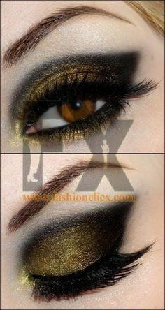 Eye and Lip Make up