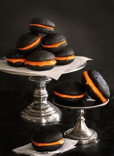 black velvet whoopie pies.