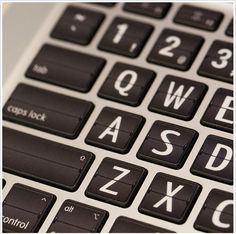 Air Plan keyboard decal macbook pro decals mac pro by MixedDecal, £7.99