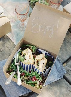 Need new ideas for lunches. Heres some fresh inspiration | DunnDIY.com | #DIY #inspiration