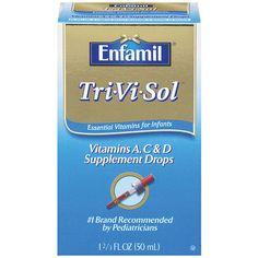 Enfamil Tri Vi Sol Drops