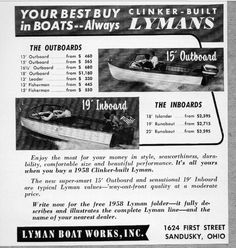 Lyman Boats, Runabout Boat, Wooden Boats, Cool Pictures, Cool Things To Buy, Lighthouses, Classic, Wood Boats, Cool Stuff To Buy