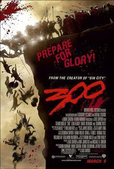 300: la película. Sobre la batalla las Termópilas (480 a. C.)