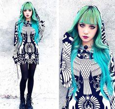 ⓟaⓢⓣⓔl Goth