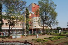 "NIT Raipur :- NIT #raipur i.e. the ""#National_Institute of #Technology of Raipur was once the ""Govt. #College of Mining & Metallurgy"". It was converted into NIT in 2005 and it is one of the top #research institute and college of our country. #education #wanderlust"