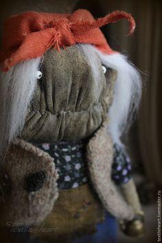 Купить Ягуся - разноцветный, баба яга, баба яга куклы, бабаяга, кукла баба яга