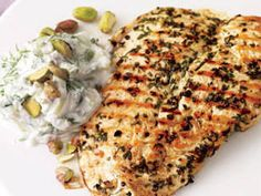 Greek Grilled Chicken Breast recipe - Prevention Magazine