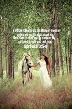 Spreuke 3:5-6