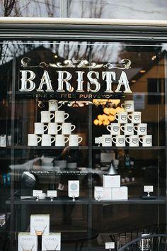 BARISTA serves exceptional coffees in Portland, Oregon