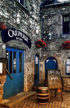 Crêperie Laer-Mor - Le Conquet, Finistère, France