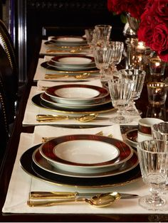 Ralph Lauren Home Grande assiette Duke - Ralph Lauren Home Voir tout - Ralph Lauren France