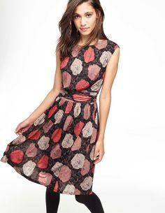 Sabrina Jersey Dress WH906 Day Dresses at Boden