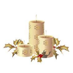 Candles glitter gifs