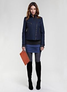 Shop this women's coats & jackets at Baukjen and choose classic leather biker jackets, chic everyday blazers for work and our new classic trench coat. Cute Fall Outfits, Fall Winter Outfits, Classic Trench Coat, Cold Weather Outfits, Maternity Fashion, Autumn Fashion, Leather Jacket, Clothes For Women, My Style