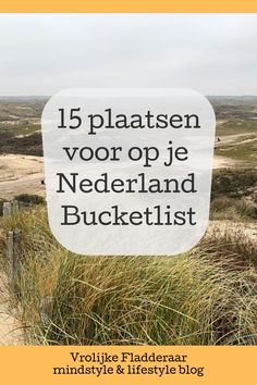 15 plaatsen voor op je bucketlist in Nederland - Apocalypse Now And Then Holland, Places To Travel, Places To Visit, Day Trips From Amsterdam, Travel Advice, Travel Ideas, Staycation, Weekend Getaways, Netherlands
