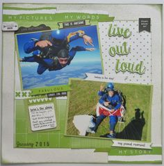 """<p>Hello everyone, Denise here with a layout from the fabulous My Year, My Story Kaisercraft Collection. This is a layout using photos that my son sent to me afterhe had completed a skydive whilst he was in New Zealand travelling last year. All I can say is I was glad <a href="""" http://www.merlyimpressions.co.uk/blog/project-portfolio/scrapbooking/my-year-my-story-the-big-leap/ """"> …click to read more</a></p>"""