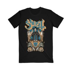 Made by Collage Ghost Official, Collage, Mens Tops, T Shirt, Fashion, Supreme T Shirt, Moda, Collages, Tee Shirt