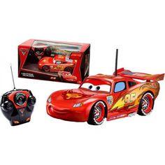 Le must du fada de voitures Cars, McQueen télécommandé. Je crois que Disney devrait payer des royalties à la famille de l'acteur Steve McQueen pour l'utilisation du nom. Tem na part-dieu Dickie Toys, Lightning Mcqueen, Disney Films, Vehicles, Car, Lego, Shop, Faeries, Actor Steve Mcqueen