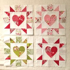 Hello and Happy Valentine's Day from Amanda over at Jedi Craft Girl! I can't get enough valentine sewing! I think its just the pick-me-up I need during wintertime! I created this fun mini quilt that is perfect to hang on a wall, put on a table or give to someone you love. The finished quilt … Read more...