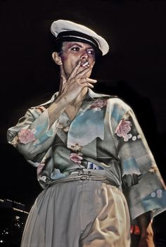 David Bowie 1978  | Rock & Roll Photo Gallery