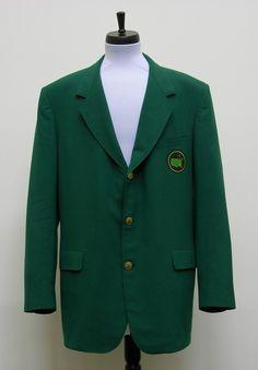 Original Augusta National Green Jacket