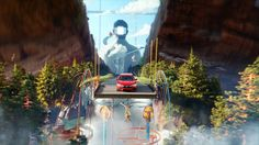 """HONDA """"The Dreamer"""" from Roof Studio Roof Studio Collaborates with RPA to create this magical and whimsical commercial for the 2016 Honda Civic."""