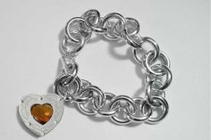 Fancy - Heart Bracelet by EveryDayGioielli