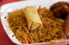 Chow mein Rolls are easy to make and extremely temting for the taste buds! Have you dropped in your idea yet?   Click here to participate http://on.fb.me/189pQnV