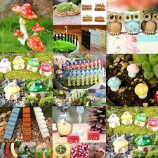 BUY 5 GET 1 FREE - Miniature Garden Ornament DIY Craft Pot Fairy Dollhouse Decor