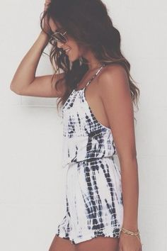 romper / #fashion #style #outfits