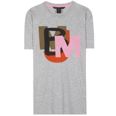 Marc by Marc Jacobs - Layered MBMJ printed cotton T-shirt - mytheresa.com