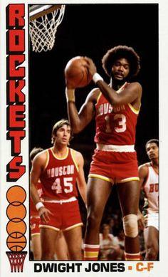 Dwight Jones Houston Rockets
