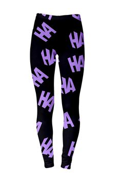 Joker Leggings by Shweeet on Etsy