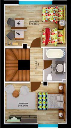 SMARALD VILLA FIRST FLOOR:  PRICE: from EUR 73,900 + 5% VAT Villas, Flooring, Home, Ad Home, Villa, Wood Flooring, Homes, Haus