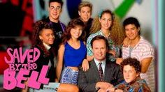 Saved By The Bell - Remember watching this on Saturday afternoons. Followed by California Dreams....lol