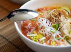 Asian Recipes, Ethnic Recipes, Thai Red Curry, Chili, Food And Drink, Soup, Foods, Asia, Food Food