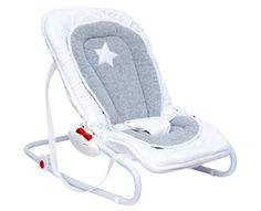 Silver Star baby bouncer chair
