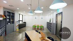 [학원인테리어]도담동 세종조이음악학원 60PY+상상그리다 미술학원인테리어 - 라온스페이스 : 네이버 블로그 Conference Room, Divider, Table, Furniture, Design, Home Decor, Architecture, Decoration Home, Room Decor
