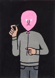Jean Jullien's online portfolio: :-) / :-(