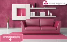 Interior Design refers to merge of artistic flair along with a vision.