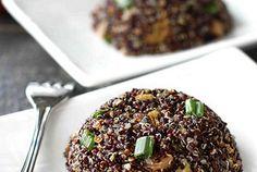 Black Quinoa with Orange & Cumin Dressing
