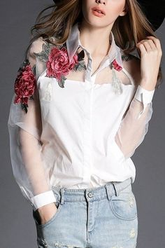 Embroidery Magic Super Smart Shirt