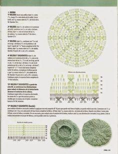 Croché, tricô e outras artes.: Boina de croché