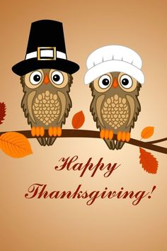 Funny Thanksgiving Wallpaper for iPhone