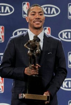 I will be Mrs. Derrick Rose one day!