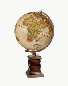 GLENCOE - Replogle Globes Product #FrankLLoydWright #collection #globes